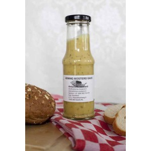 Honing mosterdsaus 200 gram