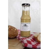 Knoflook mosterdsaus 200 gram